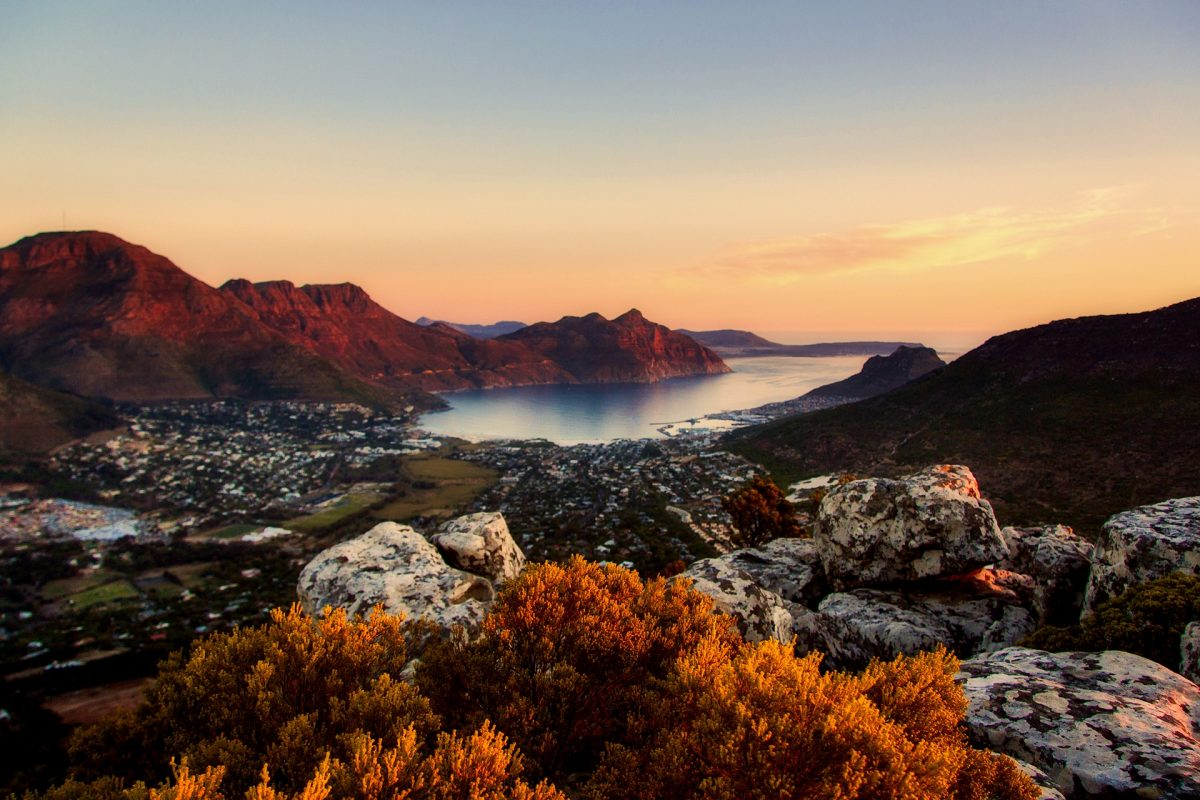 best places to see in Cape Town