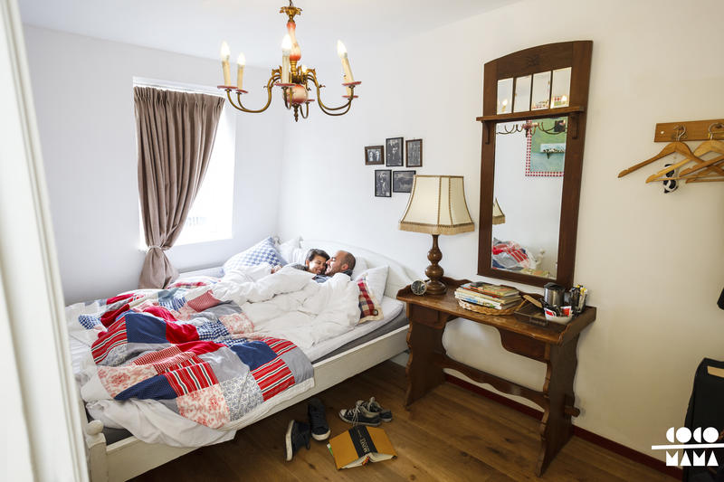 Best Hostels for Couples in Amsterdam #1 - Cocomama