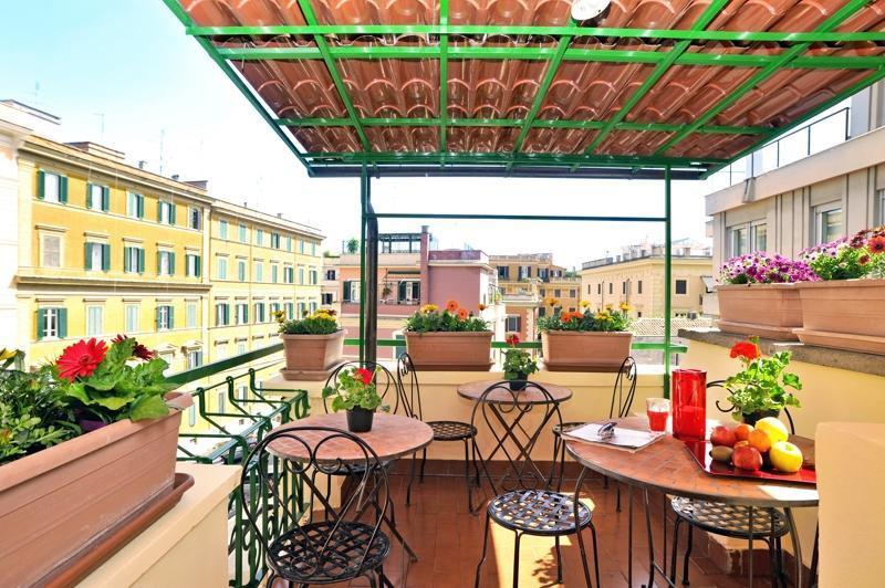 Colors best hostels in Rome