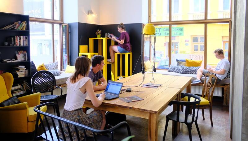 Czech Inn best hostel in Prague