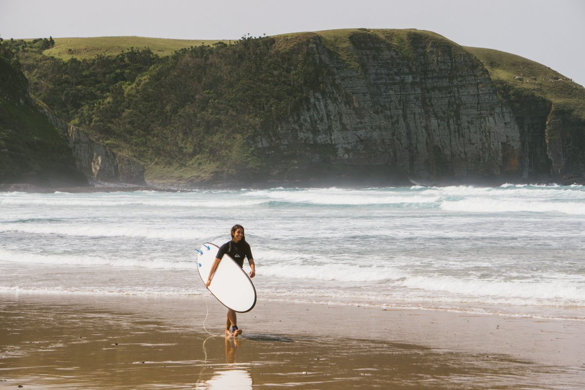 cheapest surfing in South Africa