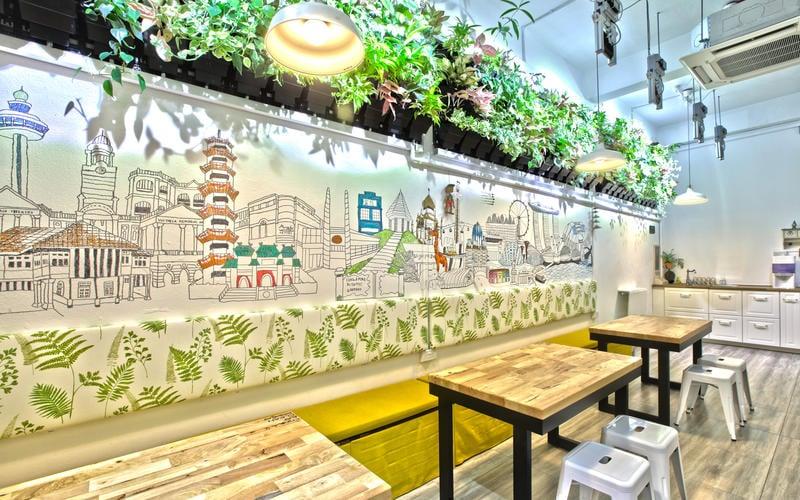 Dream Lodge best hostels in Singapore