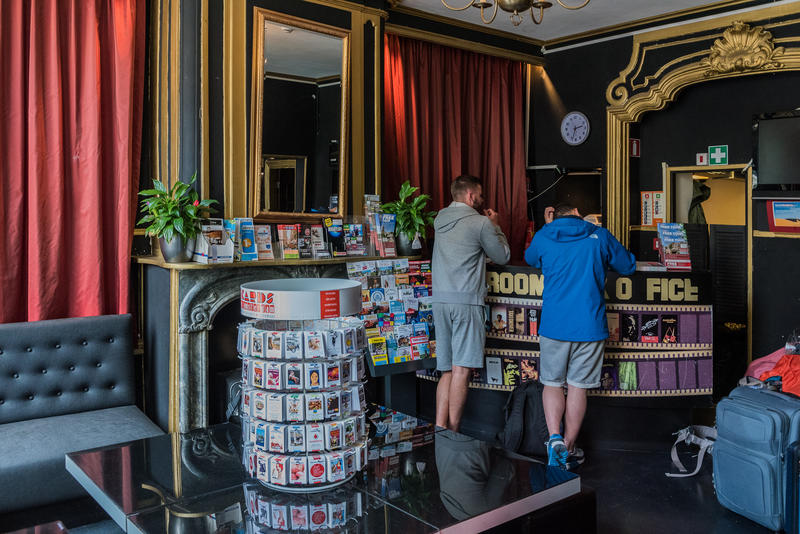 A Movie-Themed Amsterdam Hostel - Heart of Amsterdam