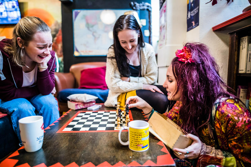 High Street Best Hostels in Edinburgh
