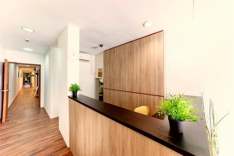 Lodge 41 best hostels in Singapore