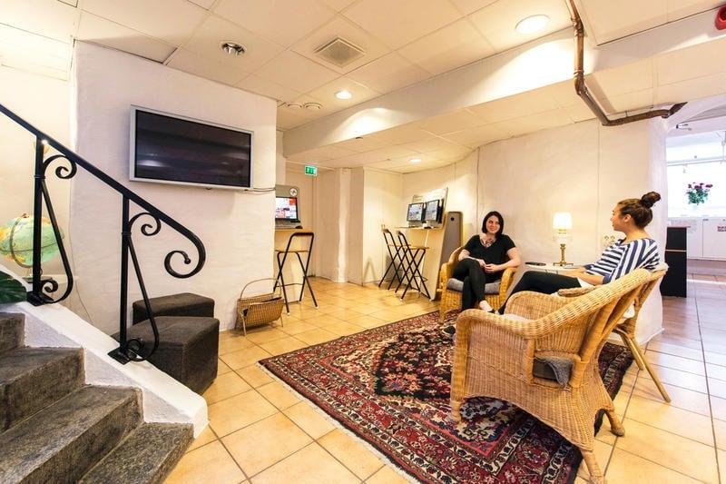 Lodge32 best hostels in Stockholm