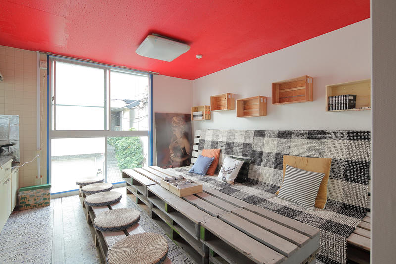 Music Uni Street Backpackers Hostel best hostels in Osaka
