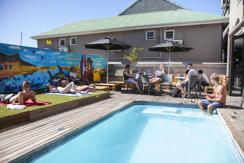 Never Home Best Hostels in Cape Town