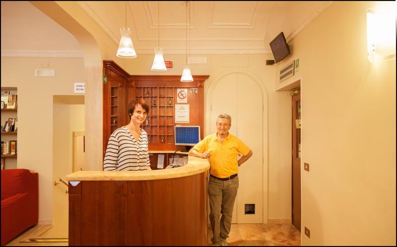 Papa Germano best hostels in Rome