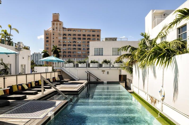 Posh South Beach Best Hostels in Miami