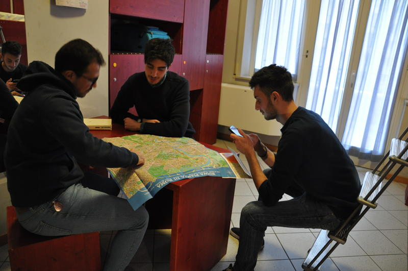 Roma Scout Center best hostels in Rome