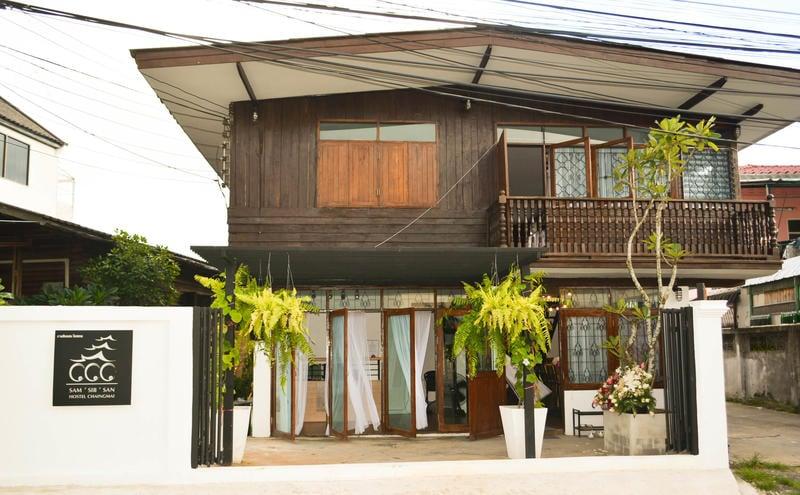 Samsibsan Hostel best hostels in Chiang Mai