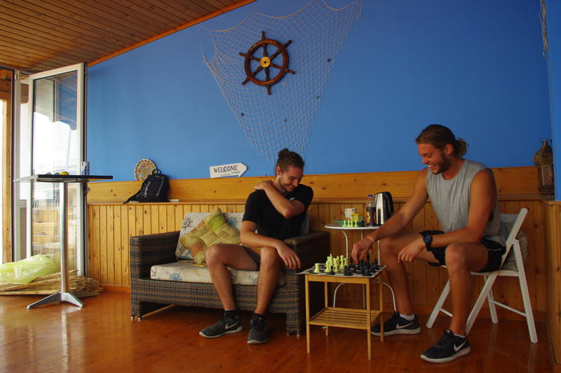 Small Funny World Best Hostels in Athens