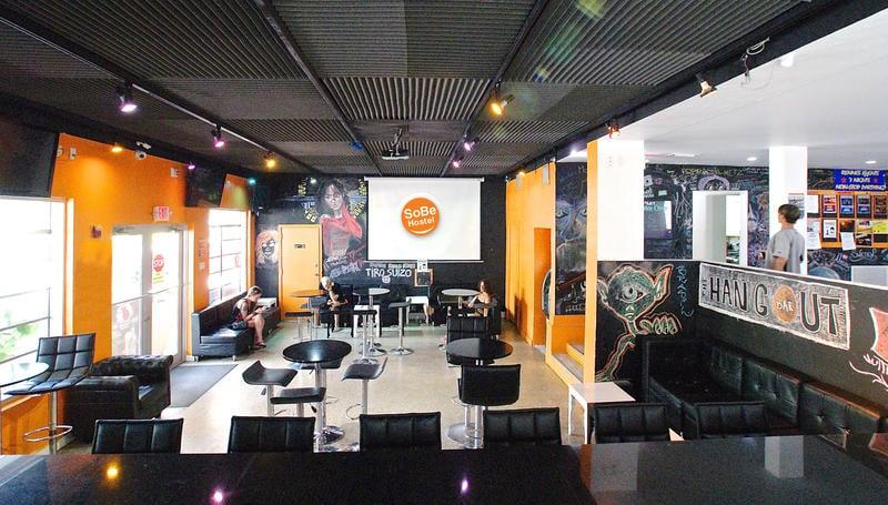 SoBe Hostel and Bar Best Hostel for Digital Nomads in Miami