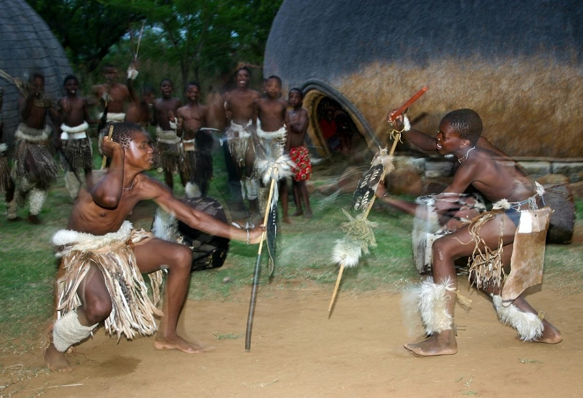 traditional culture in South Africa