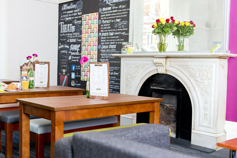 YHA London Earls Court best hostels in London