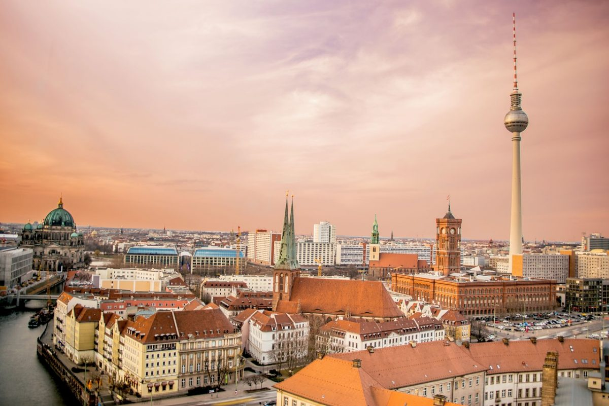 backpacking berlin on a budget