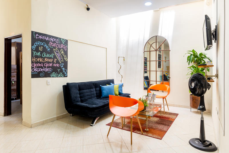 Medellin Backpacker Hostel best hostel in Medellin
