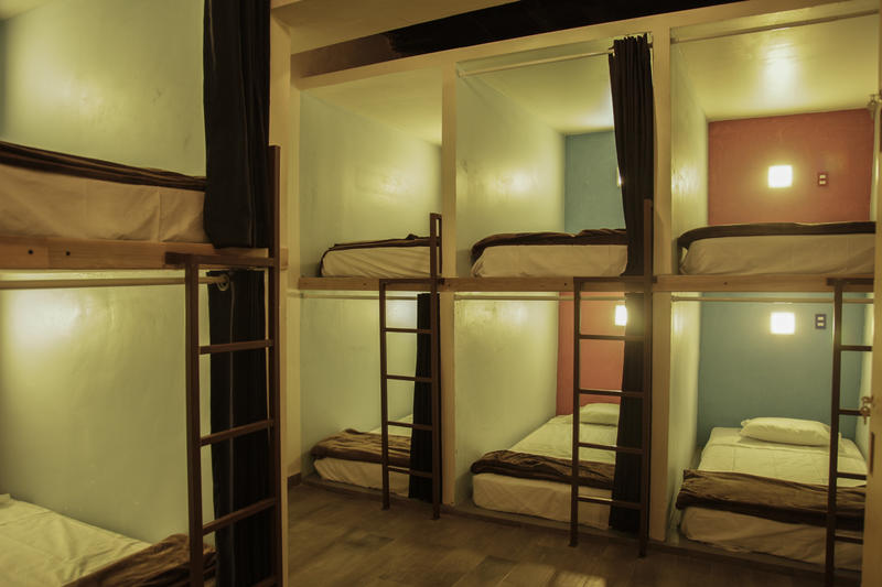 Capsule Hostel Mexico City best hostel in Mexico City