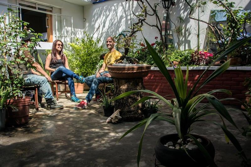 Punto DF best hostel in Mexico City