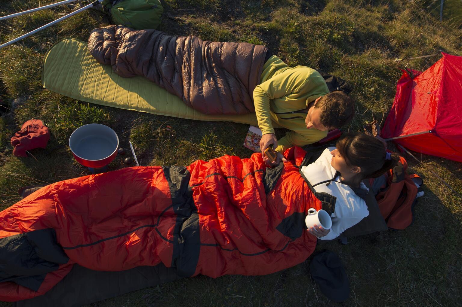 Sleeping Bag Style