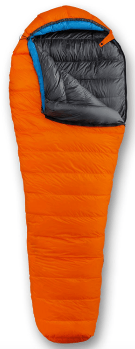 Best Sleeping Bags for Backpackers - Feathered Friends Hummingbird
