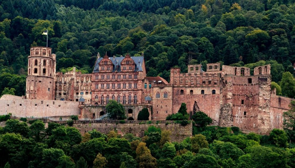places to visit near the black forest