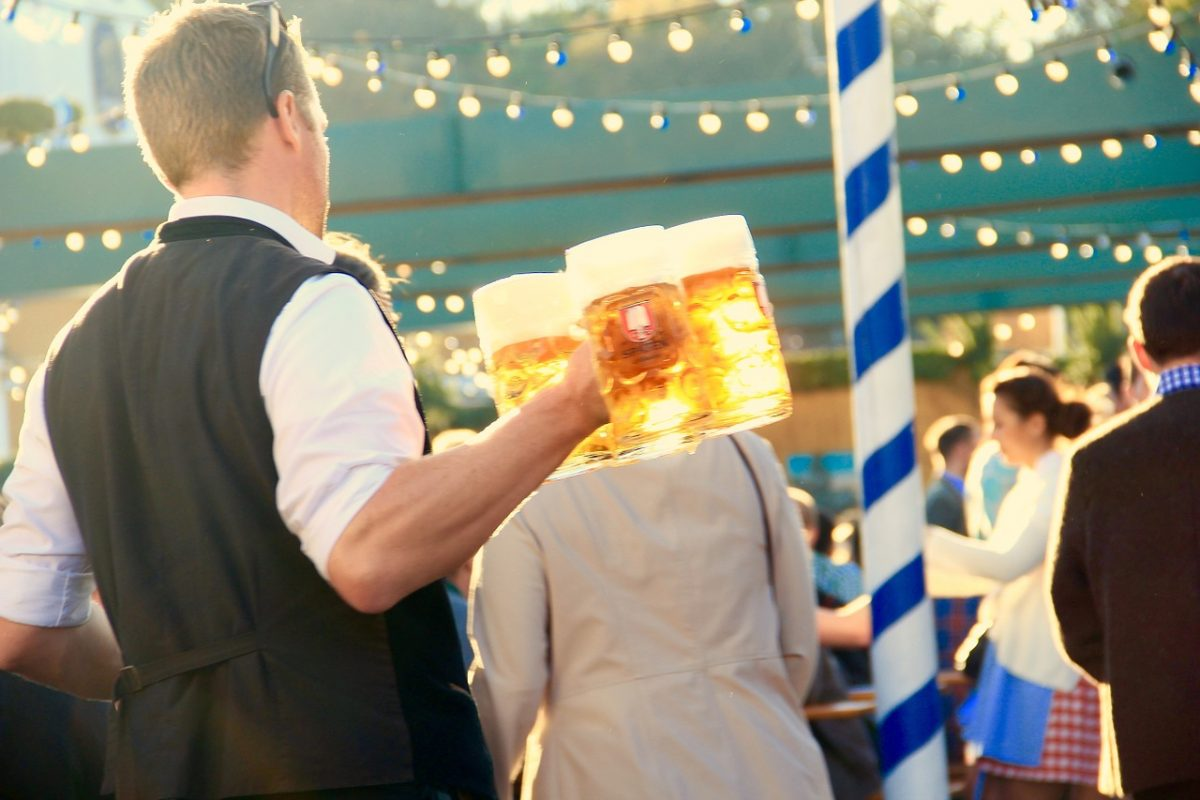 backpacking germany during oktoberfest