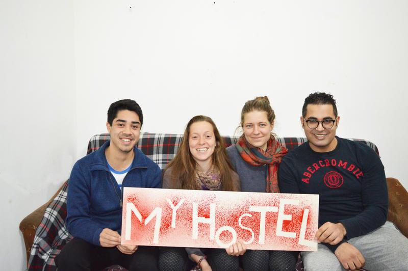 @MyHostel Best Cheap Hostels in Tbilisi
