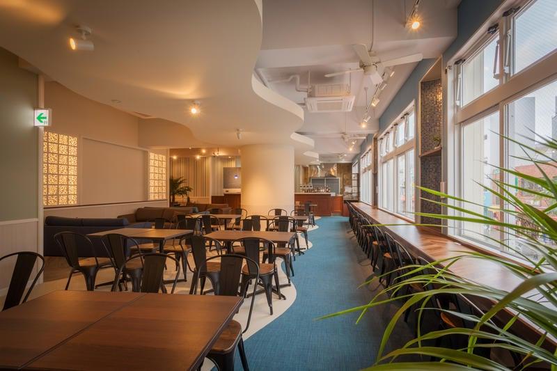 Abest Cube best hostels in Okinawa