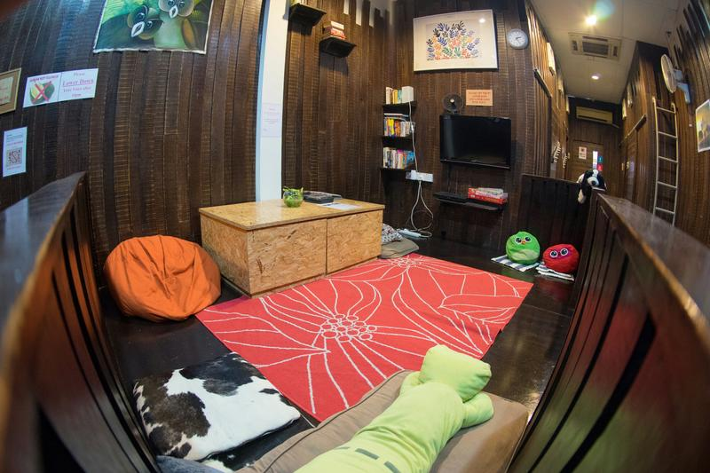 Agosto Guesthouse Best Hostel for Couples in Kuala Lumpur
