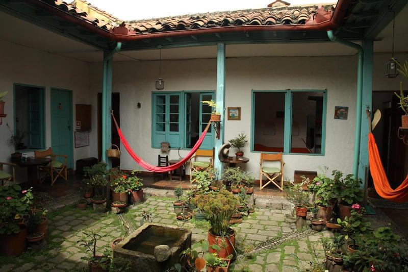 Anandamayi Hostel & Hotel best hostels in Bogota