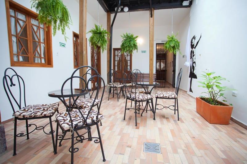 Arche Noah Guesthouse best hostels in Bogota