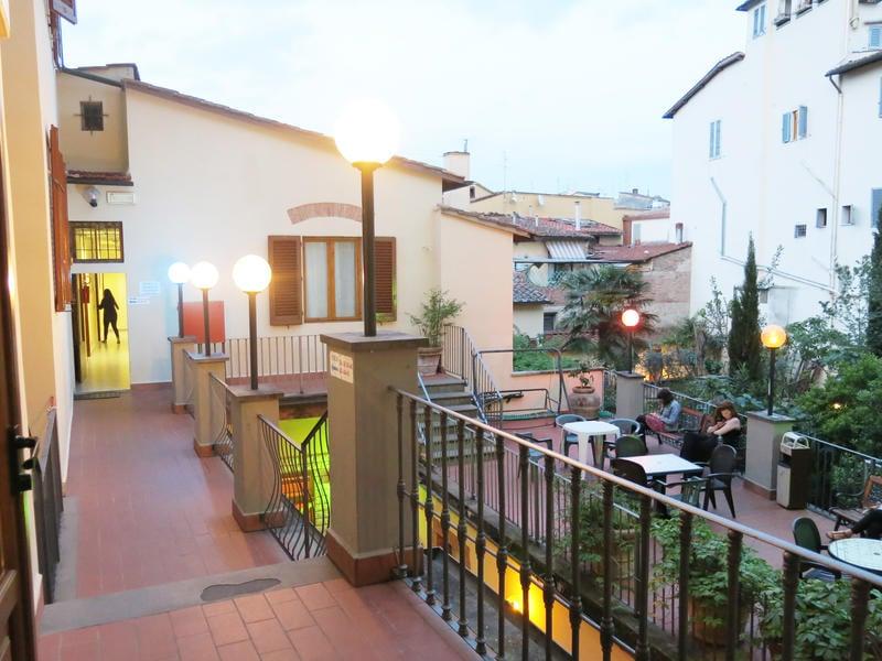 Archi Rossi Hostel best hostels in Florence
