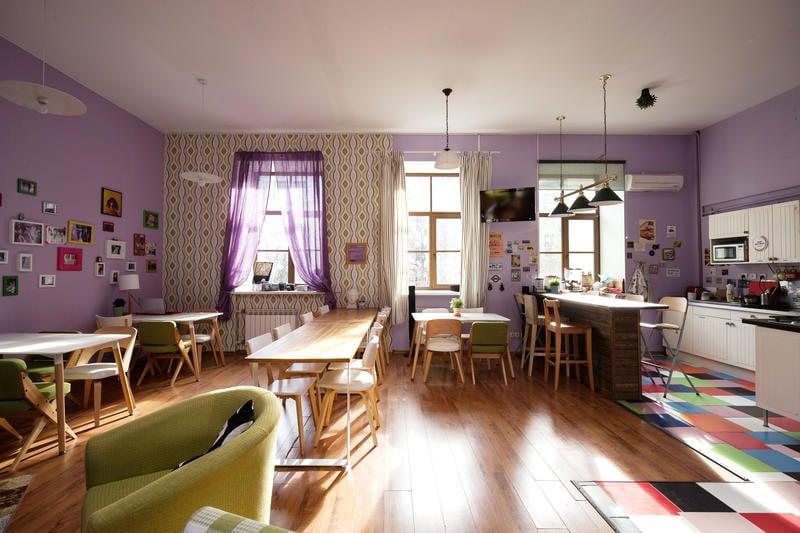 Baby Lemonade Best Hostel in St Petersburg
