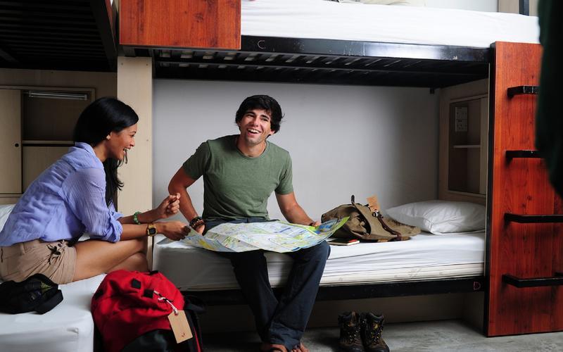 BackHome Best Hostels in Kuala Lumpur