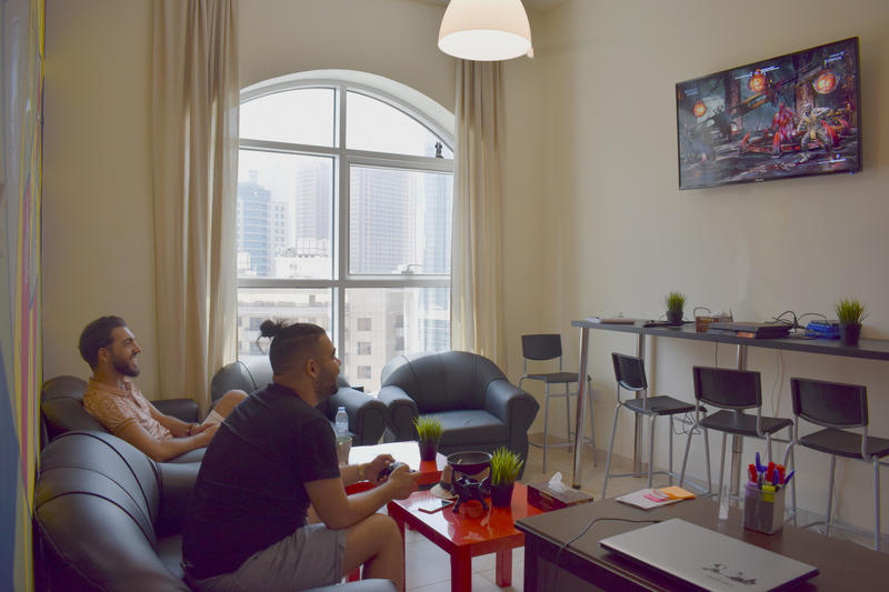 BackPacker 16 best hostels in Dubai