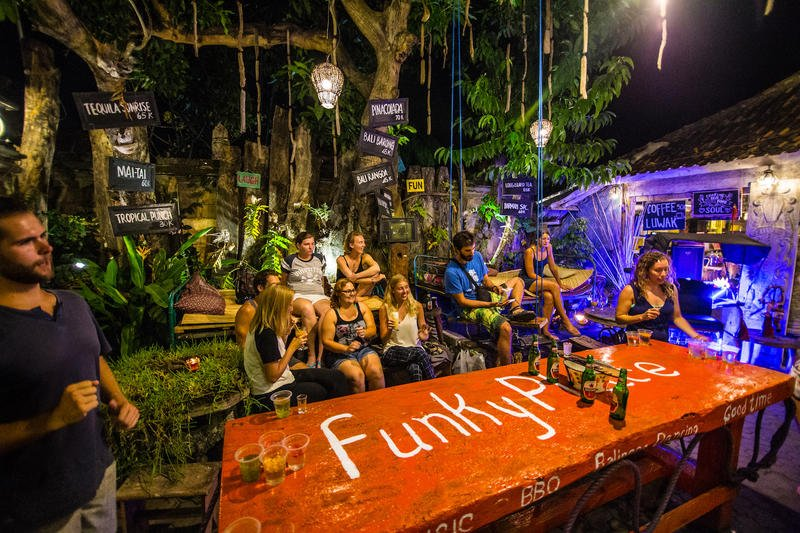 FunkyPlace best hostels in Bali