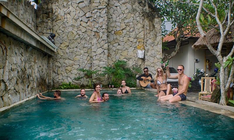 Lagas Hostel best hostel in Bali