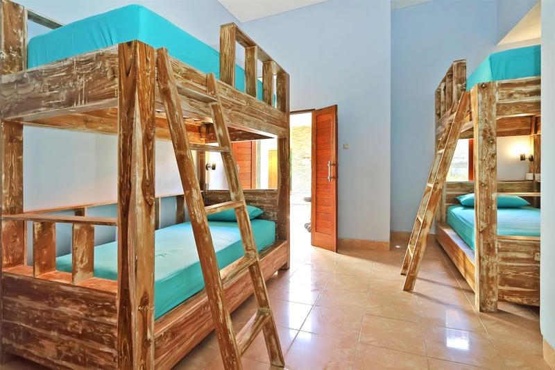 Lembongan Hostel best hostel in Bali