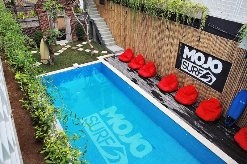 Mojosurf Camp Canggu best hostel in Bali