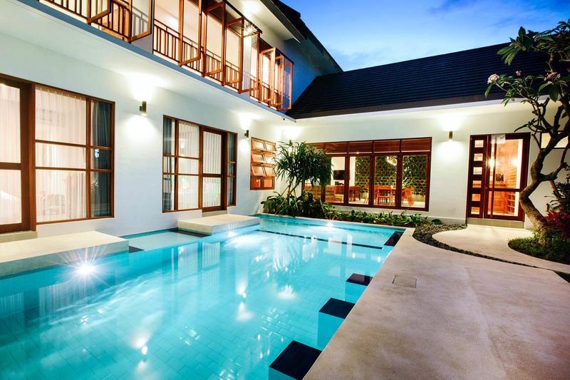 Pudak Sari Unizou Best hostel in Bali