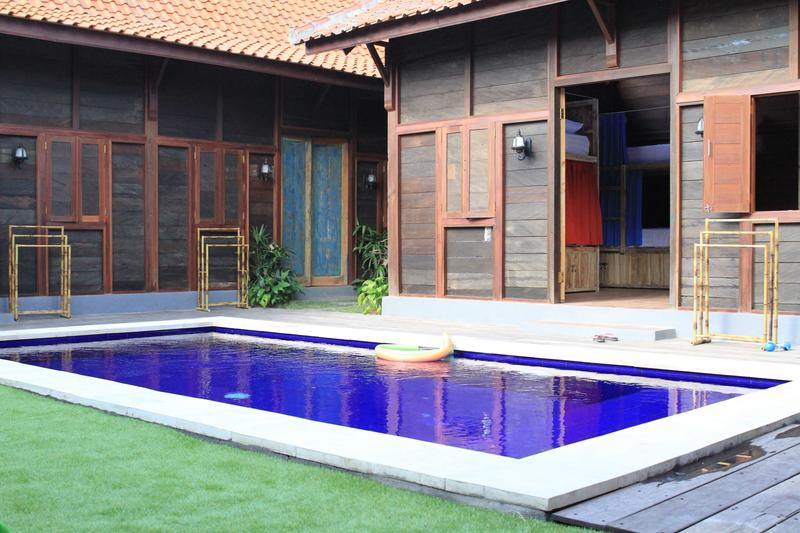 The Tipsy Gypsy best hostel in Bali