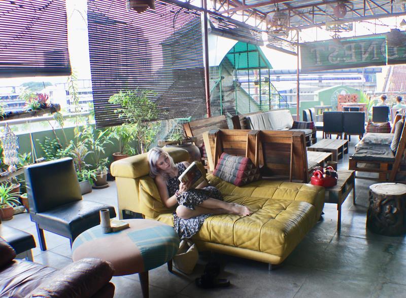 Birdnest Collective Cafe Best Hostel in Kuala Lumpur