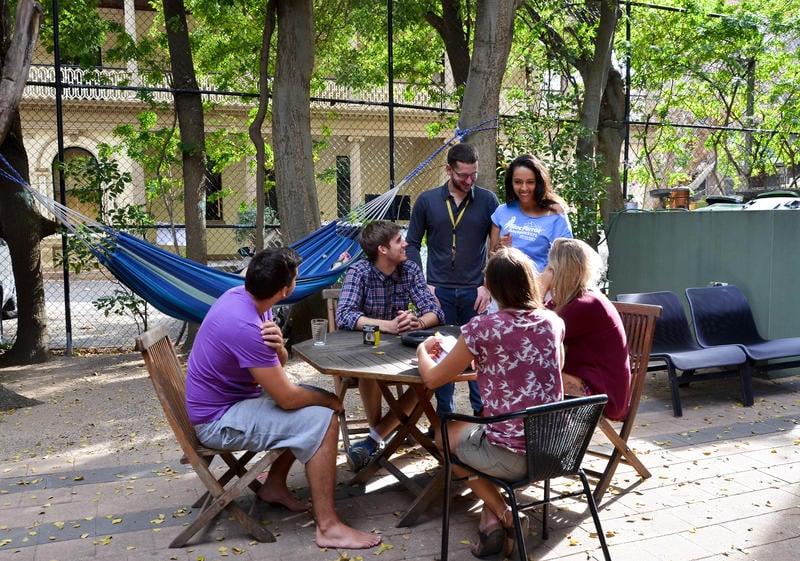 Blue Parrot Backpackers best hostels in Sydney