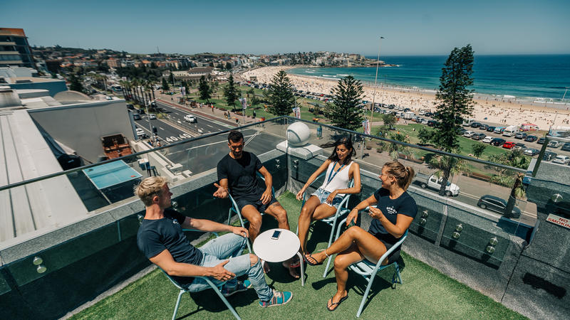 Bondi Backpackers best hostels in Sydney