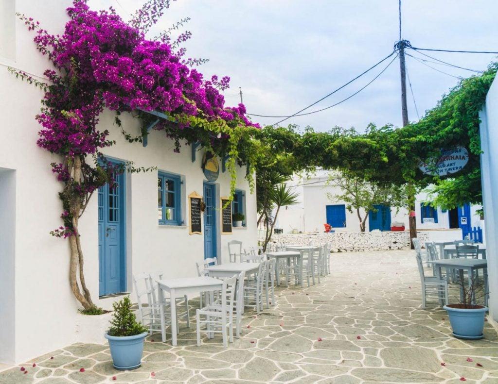 best places to visit in Folegandros