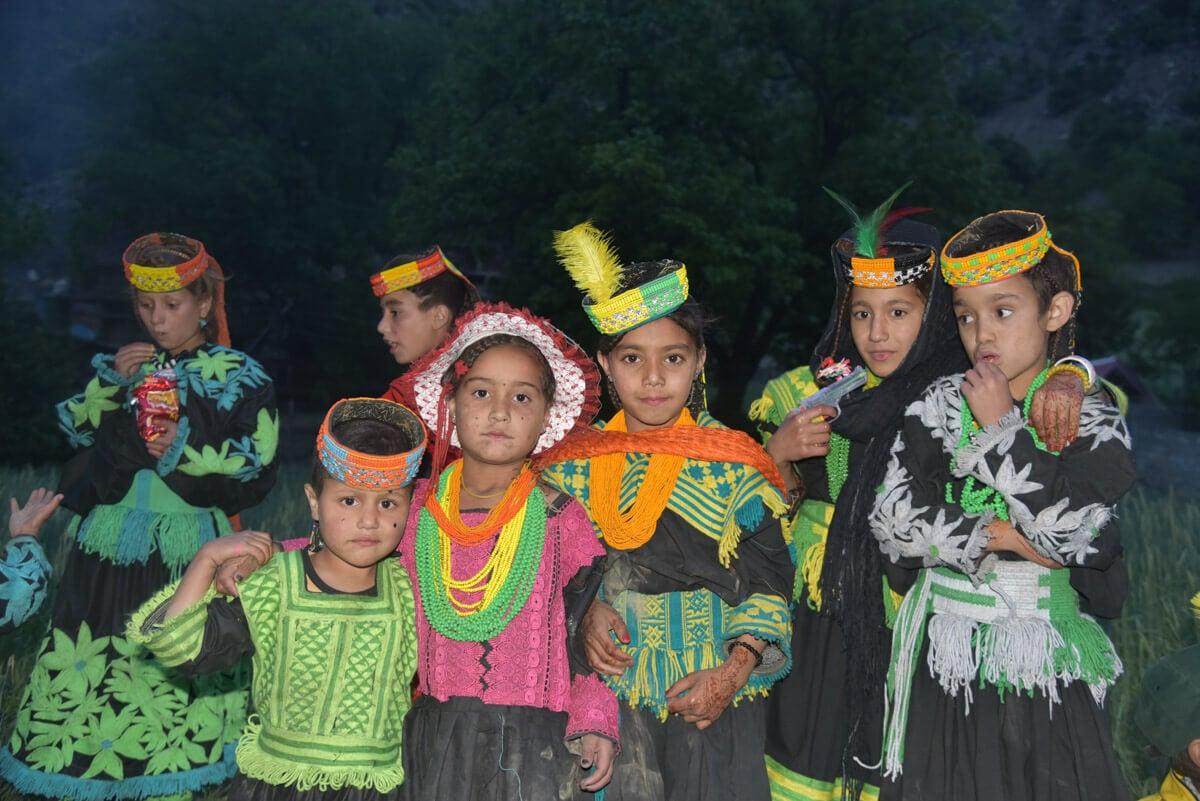The Kalash culture