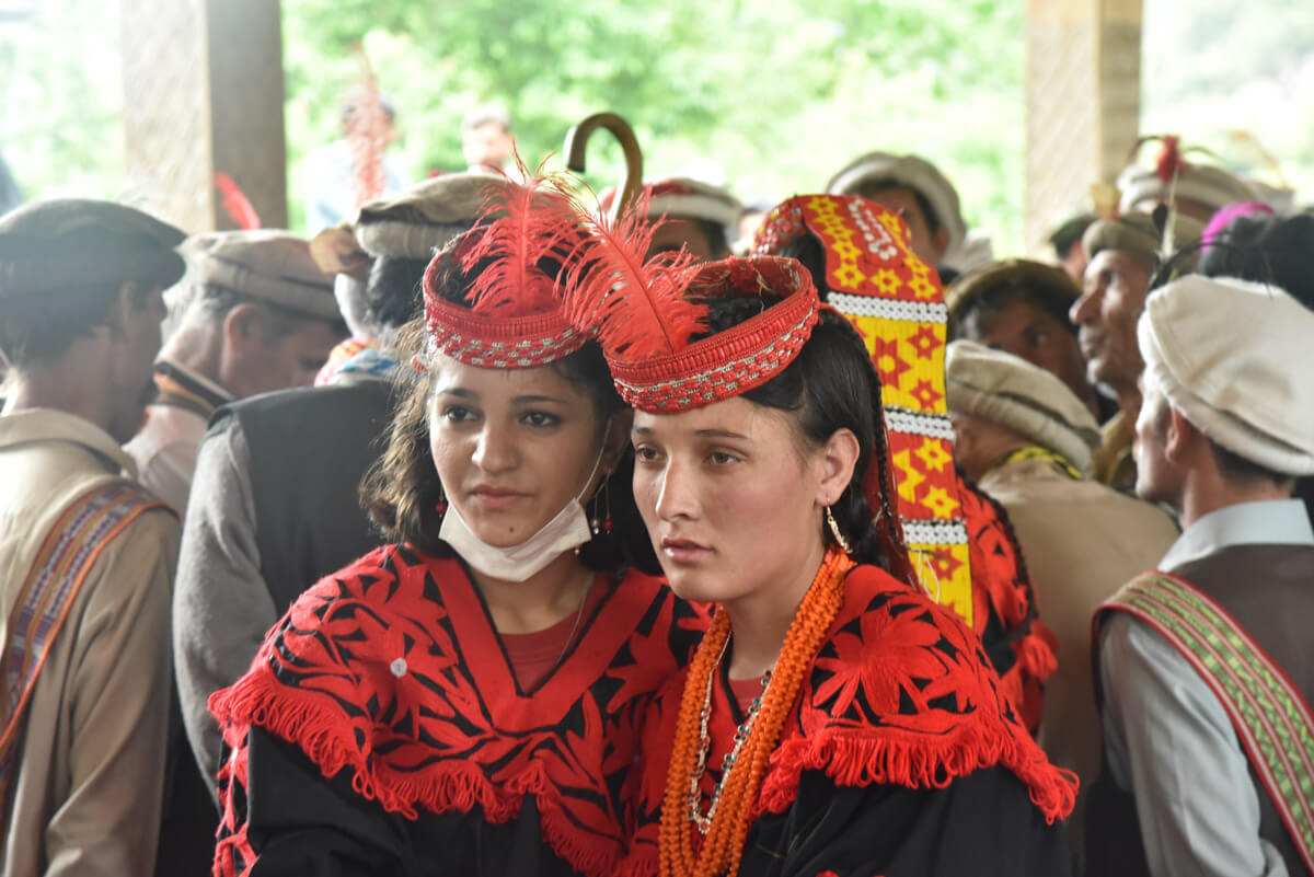 kalash people villages in pakistan