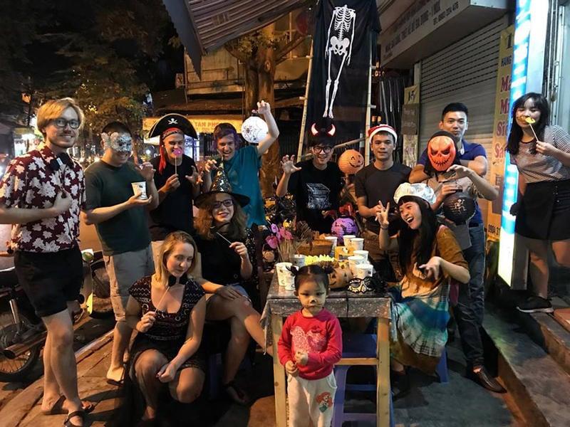 Daisy Hostel best hostels in Hanoi